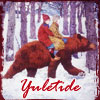 wyrdwritere: (friends riding a bear!, Yuletide)