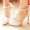 singularmoment: (pink shoes)