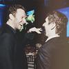 cherrylng: (Chris and Maffoo 2)