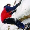 typisch: (climbing)