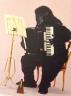 beamjockey: Gorilla playing accordion (gorilla, accordion)