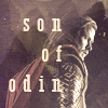 heavenmayburn: (Thor {son of odin})