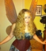 tinkpixie0621: Photo of me, dressed as my original faerie character (pixie me)