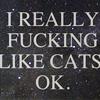 karenarthur: (i like cats ok)