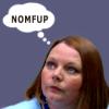 teyla: Terri from The Thick of It thinking NOMFUP. ([ttoi] terri says nomfup)