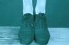 sinnie: (blue suede feet)
