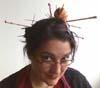 msfledermaus: (yarn head)