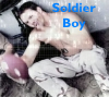 shanachie13: (soldier boy)