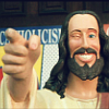 arise: (dogma ♥ buddy christ)