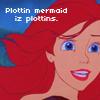 sassyamy: (Ariel-Plottin mermaid)