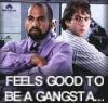 daniwithtea: (feels good to be a gangsta)