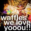 fuzzywezzy: (MST3K waffles)
