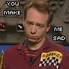 fuzzywezzy: (sad Joel)