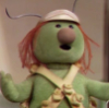 sweetmusic_27: A photo of Cotterpin Doozer from Fraggle Rock (Cotterpin Doozer)