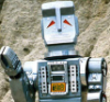 sweetmusic_27: A photo of Marvin the Paranoid Android from Hitchhiker's Guide To The Galaxy (Marvin)