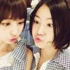 keurisuho: (mariko ♥ jurina :: chuu)