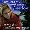 hermionesviolin: (fear leads to not-freedom)