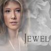"hermionesviolin: image of Jewel Staite (who played Kaylee on Firefly) with text ""Jewel"" (jewel)"