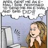 hermionesviolin: (mail - joy)