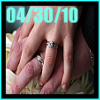 anodetonoone: (Rings/WeddingDay)