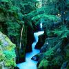 xenodike: (Green crocked waterfall)