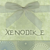 xenodike: (xenodike - green with ribbon)