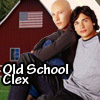old_school_clex: (sitting together clex)