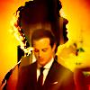 trobadora: (Sherlock/Moriarty - silhouette)