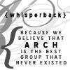 bradycardia: (arch; © gnomicons + whisperback)