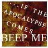 bradycardia: (Beep Me; © eternalphoenix_)