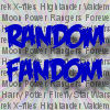 khriskin: Random Fandom Icon (Random Fandom)