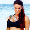 awritinglilypea: (Wrestling: Lita black bikini)