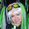 gamergirlx: (Green Raver)