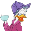 keepshimincheck: (Not a morning duck)