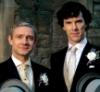 splix: sherlock and john wedding (wedding)