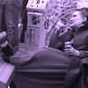 cloudsinvenice: Carrie Fisher with her feet up on set for The Last Jedi (Carrie Fisher - feet up)