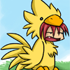 raspberryturk: (Chocobo - Costume)