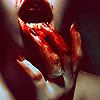 veronicayoulooklikehell: (razorblade kisses | stock)