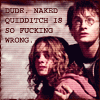 rurounihime: (naked quidditch)