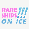 rareshipsonice: rare ships!!! on ice logo (RSOI)