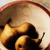 wildpear: (pears wooden bowl (girlboheme))
