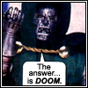 dreiser: (Toyfare: The Answer Is DOOM)