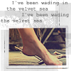 eviefae: (Firefly: River - wading)