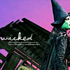 babylil: (Wicked - elphaba wicked)