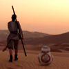 annariel: Rey and BB-8 from Star Wars (Star Wars:BB-8, Star Wars:BB-8/Rey, Star Wars:Rey2)