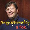 strange_complex: (Stephen Fry fox)