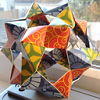 brickgrass: Origami dodecahedron (Default)