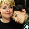 castalia: (SG1 - Sam & Vala hug)