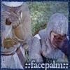 castalia: (Monty Python facepalm by poisoninjest)