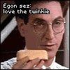 castalia: (Egon twinkie by elke_tanzer)